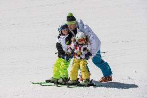 ski family rental republic les arcs